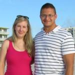 Eric and Ashley Bertrand